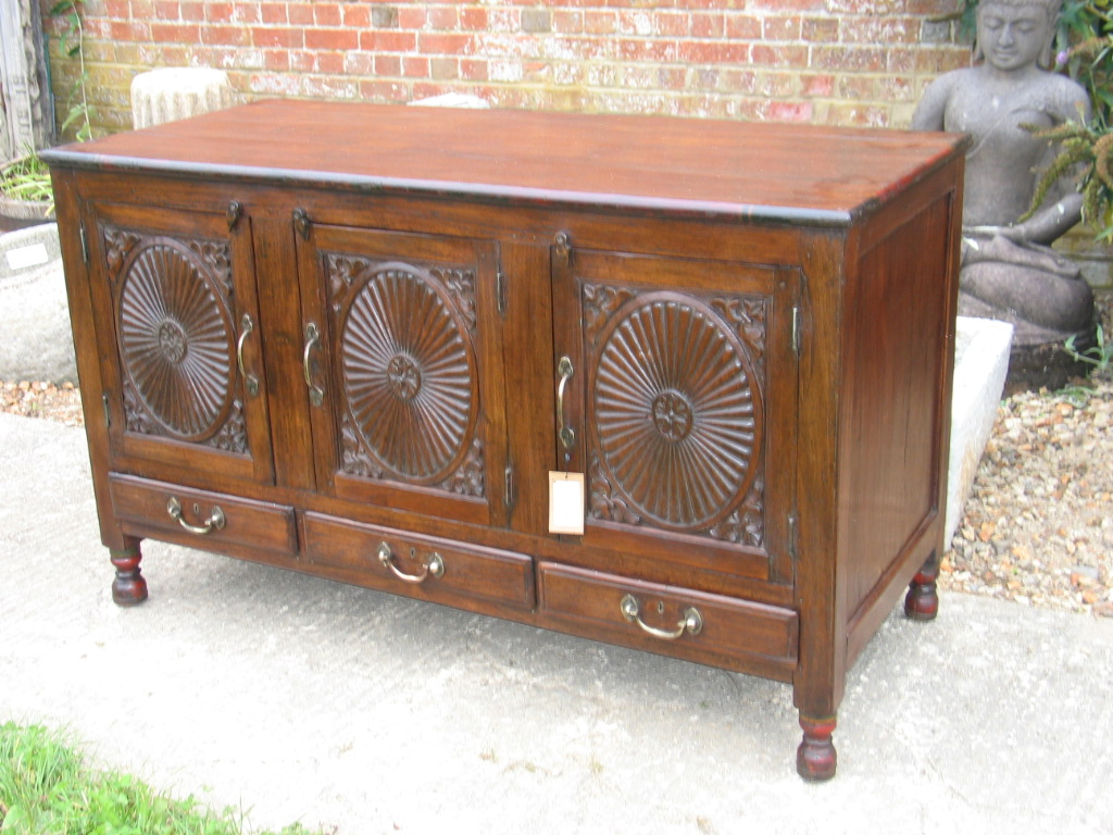 Indian Sideboards Antique And Reproduction